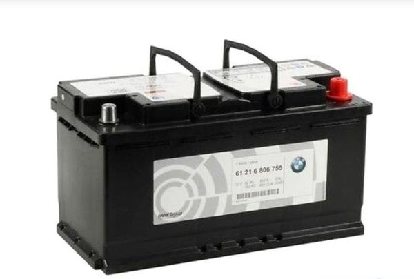 Оригинальный аккумулятор BMW 105 Ah арт. 61217604808